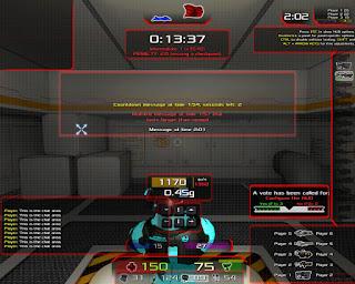 Xonotic jogo de ação Linux e outras plataformas