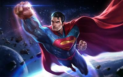 Superman - siêu anh hùng vô cùng bá đạo