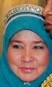 diamond bandeau tiara malaysia pahang queen tengku ampuan azizah