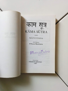 Kama Sutra Dari Watsyayana