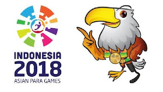 Maskot asian para games