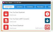 DVDVideoSoft Free Studio 6.6.29.1027 Offline Installer