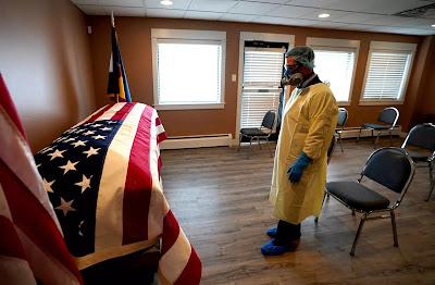 Coronavirus Amerika Serikat