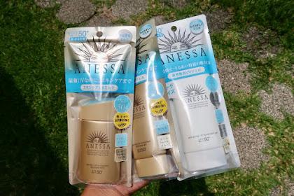 Ulasan Anessa Perfect UV Sunscreen: SPF harian favorit baru saya!