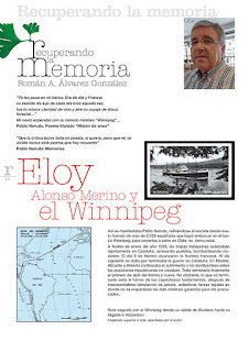 imagen pág. 1 Eloy Alonso Merino y el Winnipeg