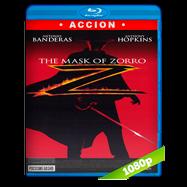 La máscara del Zorro (1998) Full HD 1080p Audio Trial Latino-Ingles-Castellano