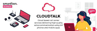 Smartfren CloudTalk