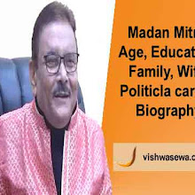 Madan Mitra: Age, Education, Family, Political career, Biography