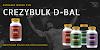 Crezybulk D-bal | Bodybuilding | Fitness