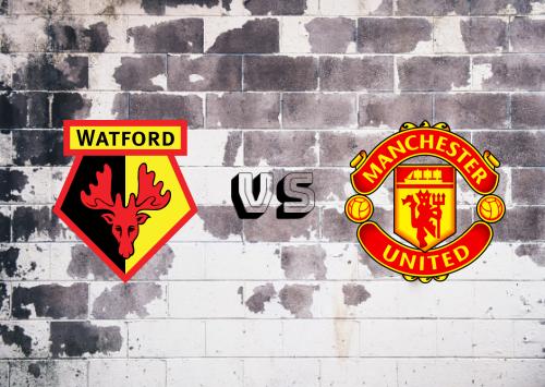 Watford vs Manchester United  Resumen y Partido Completo