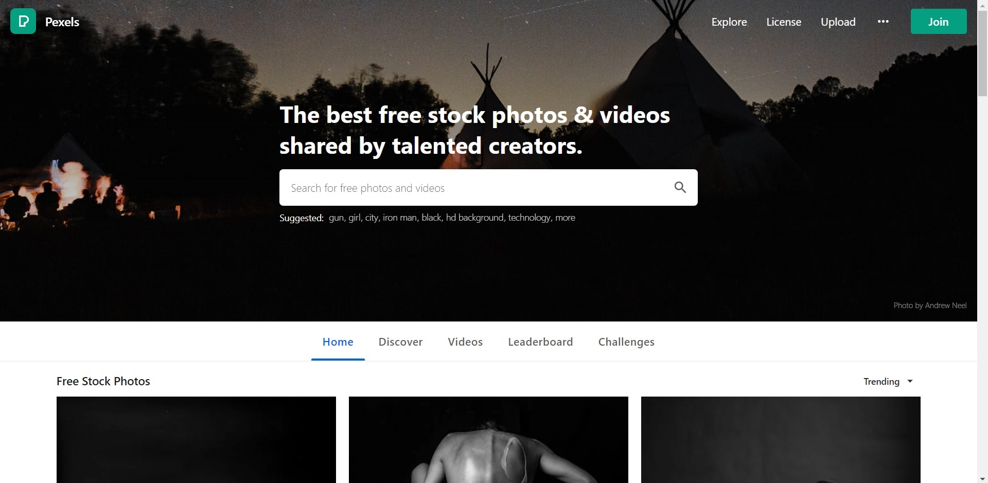 Free stock photos - Pexels - Best websites for royalty free images