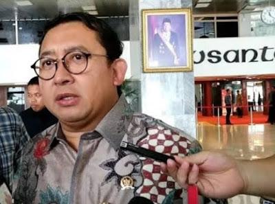 PDIP Usul RUU HIP Jadi PIP, Fadli Zon Yang Penting Dicabut Dulu!