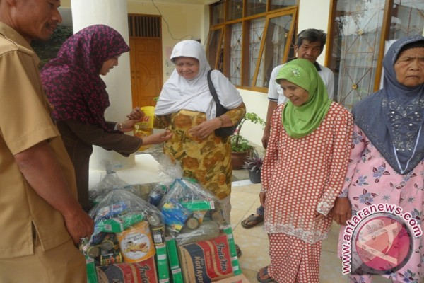 126 Ribu Lansia Kurang Mampu, Juni 2016 Akan Mendapatkan Bantuan Sosial Melalui Program PKH.