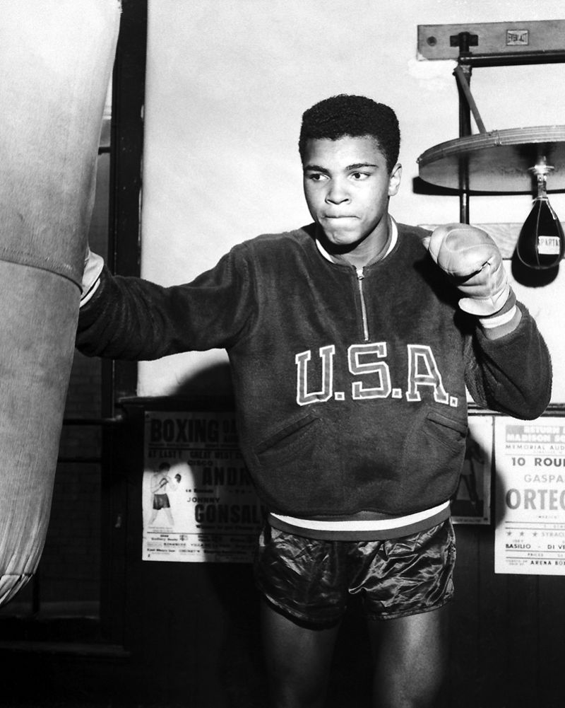 cassius clay When heavyweight boxing champion cassius clay changed his name to  muhammad ali after converting to islam, he stated that his birth name.