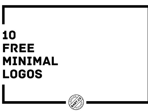 Download 10 Minimal Vector Logos Free