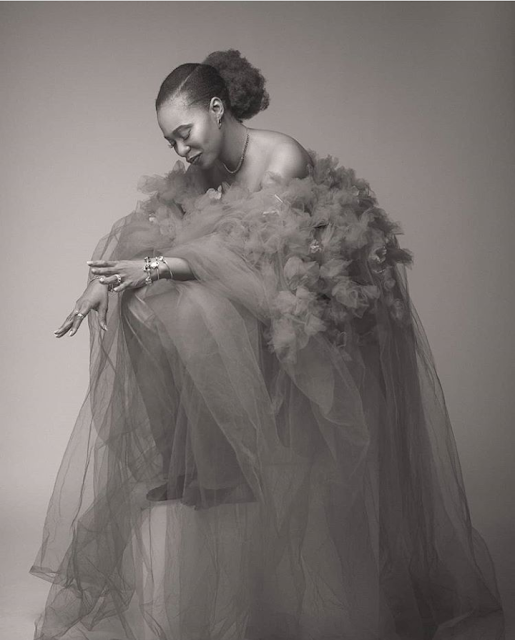 PHOTOS: Nse Etim shares beautiful photos as she turns 45