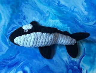 PATRON GRATIS ORCA AMIGURUMI 37088
