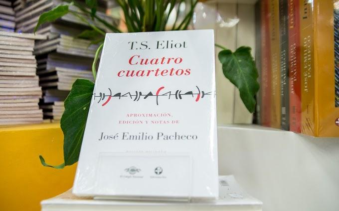 #RetoPoético2020 Algunas consideraciones sobre el primer cuarteto del libro Cuatro cuartetos de T.S. Eliot