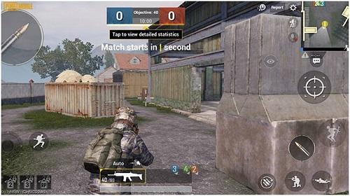 Yếu tố chiến thuật là không thể thiếu trong những trận đấu Team Deathmatch