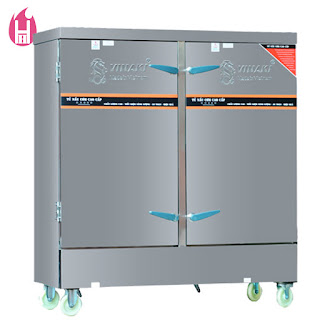 Tủ Nấu Cơm Điện 24 Khay – TC24K-Đ