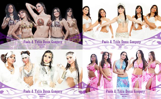 Tabla Dance Company by Paula grupo baile santo domingo dominicana bellydance danza oriental