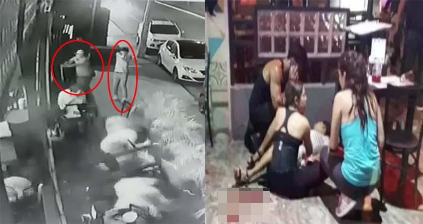 Detienen a tres sicarios implicados en la despiadada balacera en cervecería de Playa del Carmen