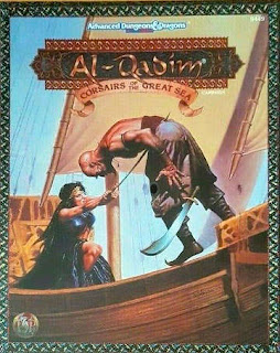 Al-Qadim Corsairs of the Great Sea