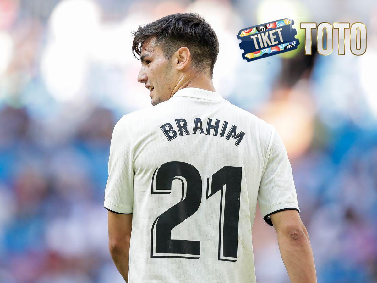 AC Milan Resmi Pinjam Brahim Diaz dari Real Madrid
