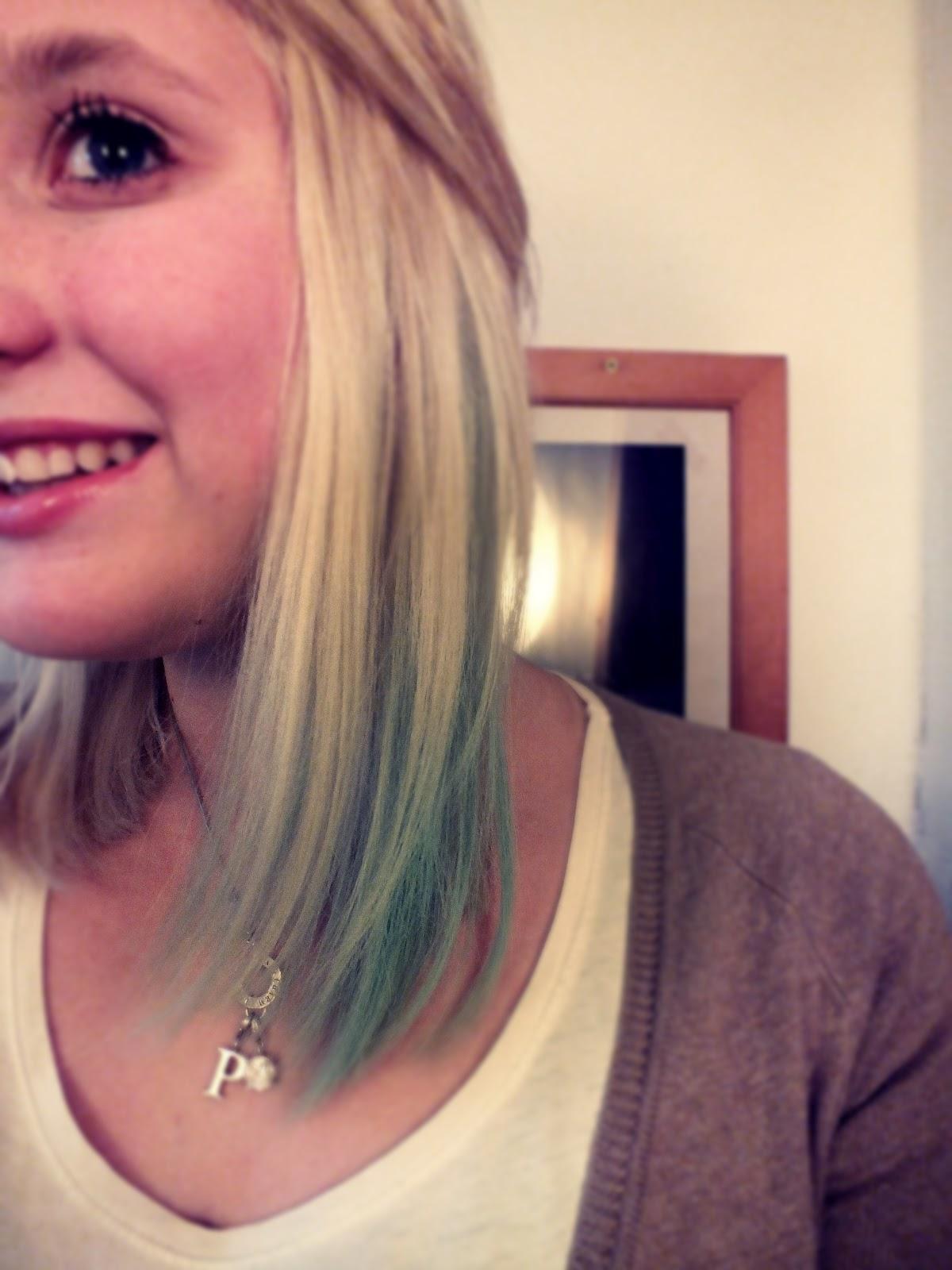 Haare Färben Für Einen Tag P M