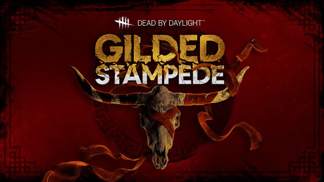 The Gilded Stampede Event - Dead By Daylight