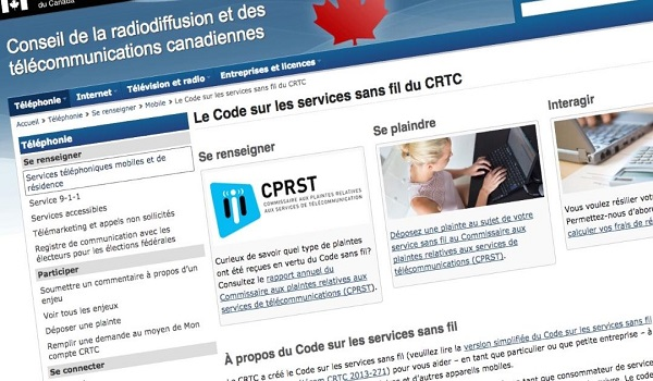 Canada Court of Appeal temporarily suspends CRTC decision on Internet sector