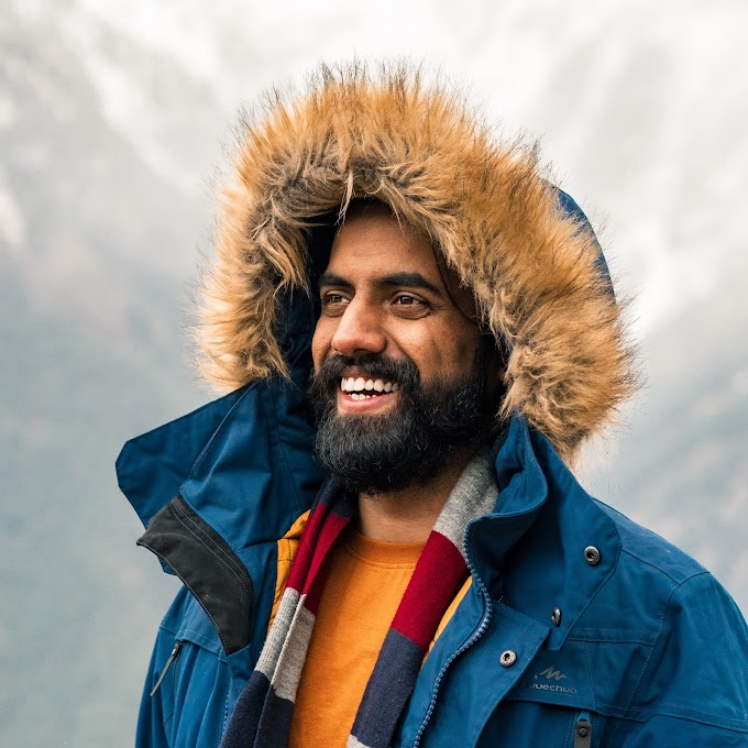 Abhimanyu - I Started My Journey In 2016 When An Impromptu Solo Trip To Spiti Valley Gave Me The Idea Of Documenting And Started My Journey On Social Media (Travel Blogger, India)