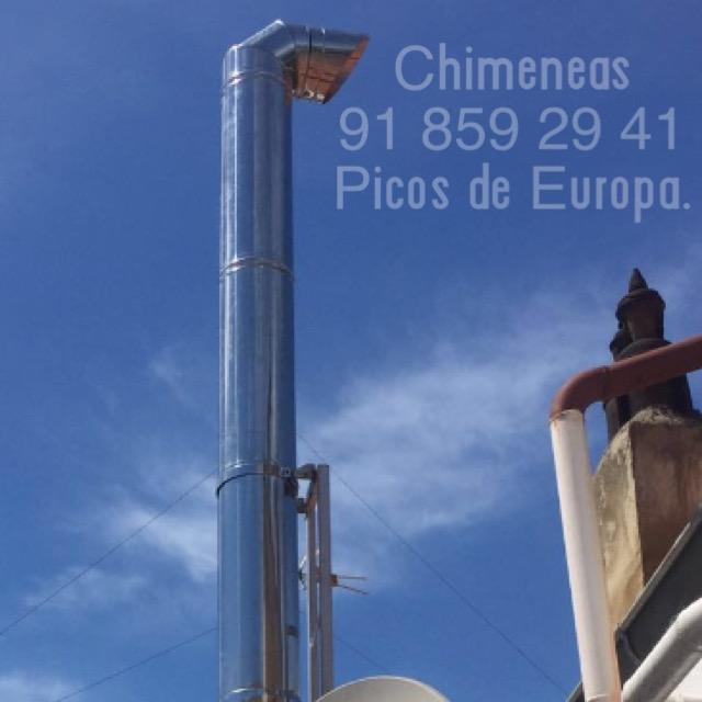 Chimeneas picos de europa chimeneas picos de europa - Venta de chimeneas en madrid ...