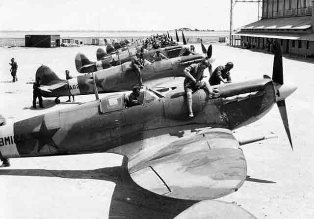 Red Air Force Spitfires worldwartwo.filminspector.com