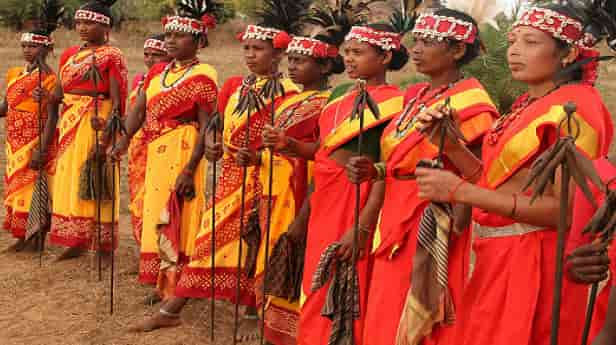 Tribes of Uttar Pradesh