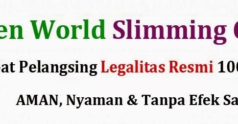 Jual Obat Diet Slimming Capsule Greenworld