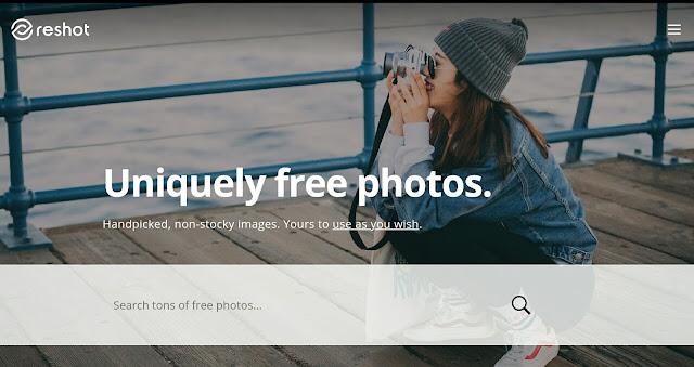 5 Situs Stok Foto Konten Gratis