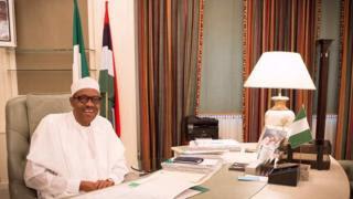 Zan yaki 'yan ta'adda da miyagu – Buhari