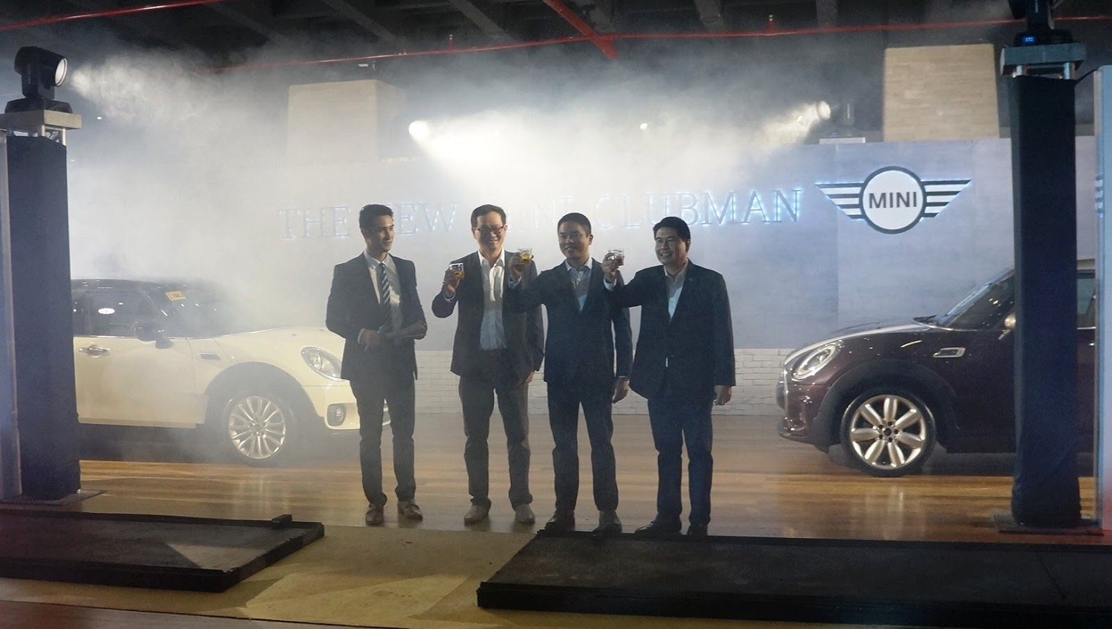 The New Mini Clubman Go With Your Gut Wazzup Pilipinas News And