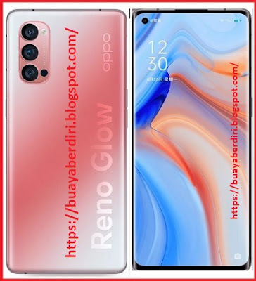 Oppo Reno 4 (5G) - Ping Color