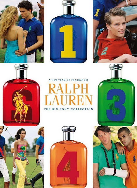 Big Pony No.2 for Men by RALPH LAUREN