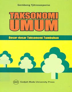 Taksonomi Umum: Dasar Dasar Taksonomi Tumbuhan