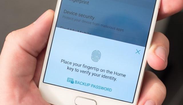 Cara Mengatasi Menu Fingerprint Yang Hilang di Pengaturan