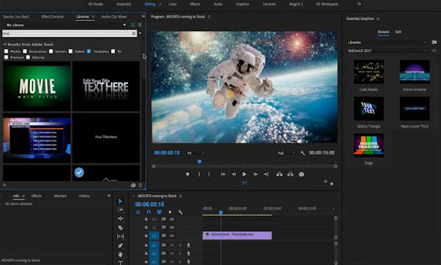 Adobe After Effect CC 2019