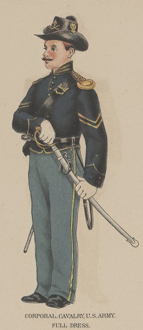 Union Corporal of Cavalry picture 1