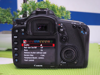 Jual Canon EOS 7D Kamera DSLR Second