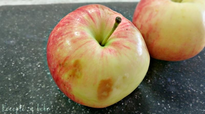 palenta i jabuka za bebe