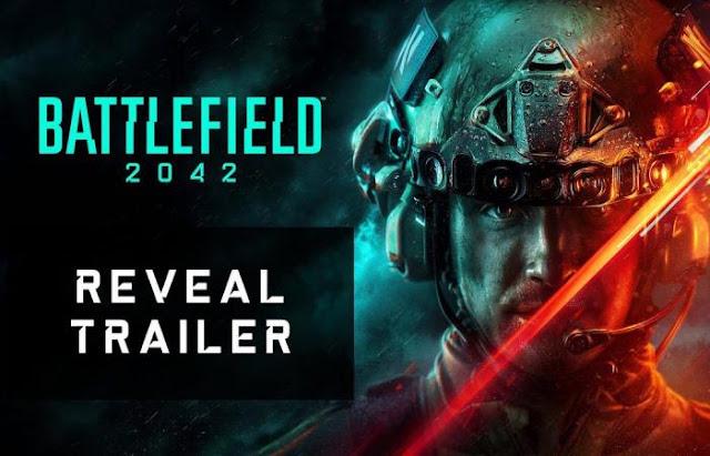 الاعلان الرسمي وكشف الستار عن لعبة Battlefield 2042 بتلفيلد 5