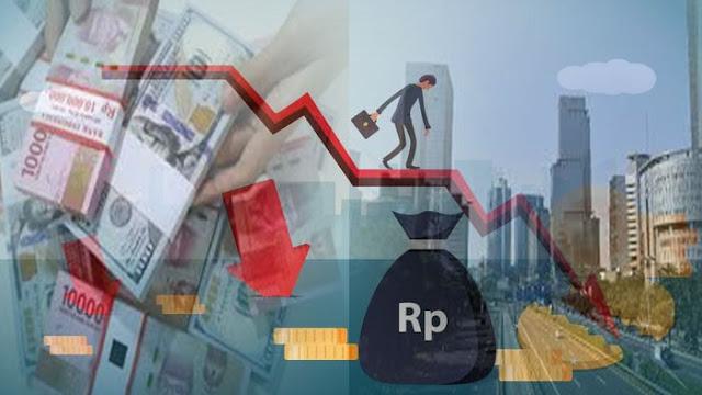 Menteri Koordinator Bidang Perekonomian Airlangga Hartarto pernah mengungkapkan proyeksi pertumbuhan ekonomi kuartal II 2020 minus 3,4%. Pertumbuhan negatif tersebut disebabkan oleh adanya pembatasan sosial berskala besar (PSBB) yang menghambat berbagai kegiatan ekonomi.