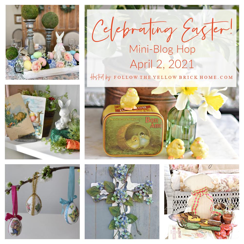 Celebrating Easter Mini Blog Hop